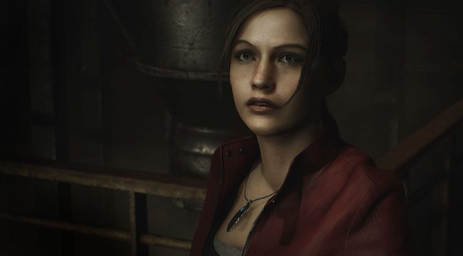 Fully naked Claire Redfield mod for Resident Evil 2 Remake is now