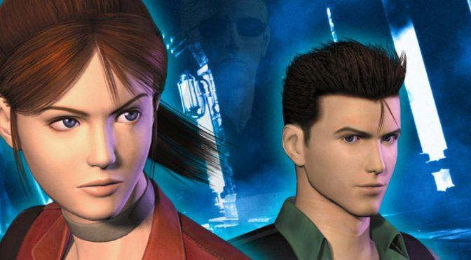 Resident Evil Code Veronica X Topaz Gigapixel AI-enhanced HD