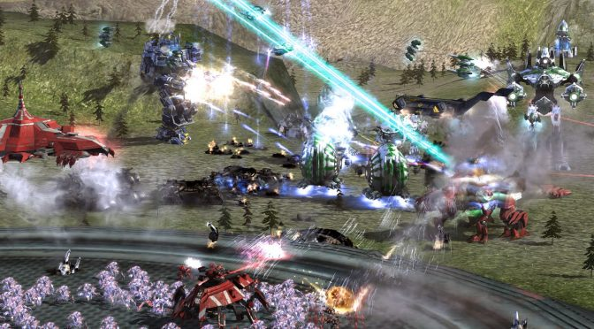 You can now play Supreme Commander 2 in co-op with up to four players