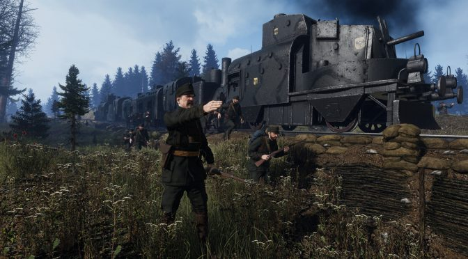 Authentic WWI squad-based first-person shooter, Tannenberg, is now available on Steam