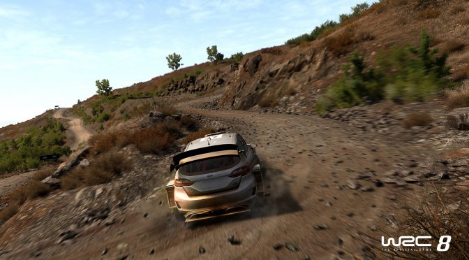 WRC 8 October 3rd Update released, balances Career Mode, adds Difficulty for each season