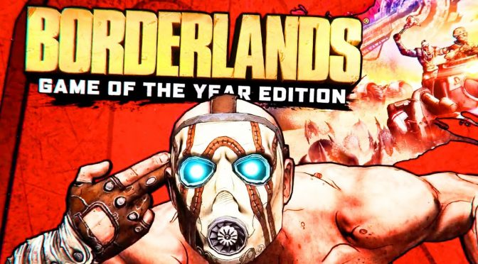 Borderlands Game of the Year Edition will have a FOV slider