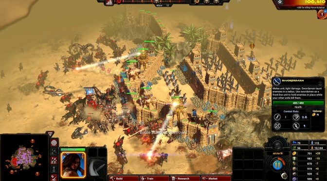 Real-time strategy game Conan Unconquered releases on May 29th + PC System Requirements