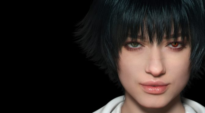 First nude mods for Nico, Lady and V released for Devil May Cry 5
