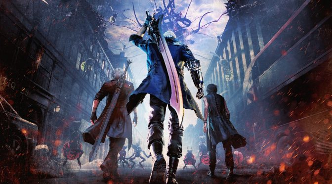 Capcom has removed the Denuvo anti-tamper tech from Devil May Cry 5