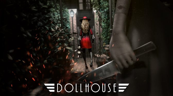 First-person psychological horror game, Dollhouse, releases on May 24th
