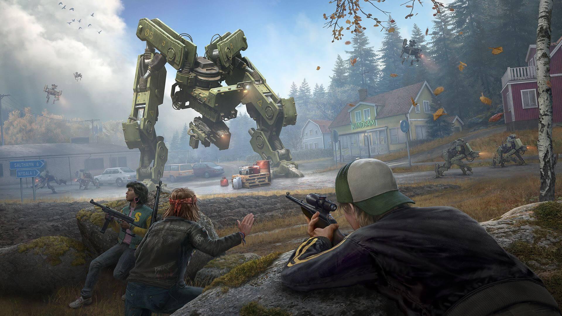 Thế hệ Zero cũng được chơi miễn phí trên Steam 4 có thể 2