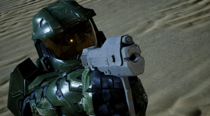 You Can Now Play As Halo S Master Chief In Jump Force Thanks
