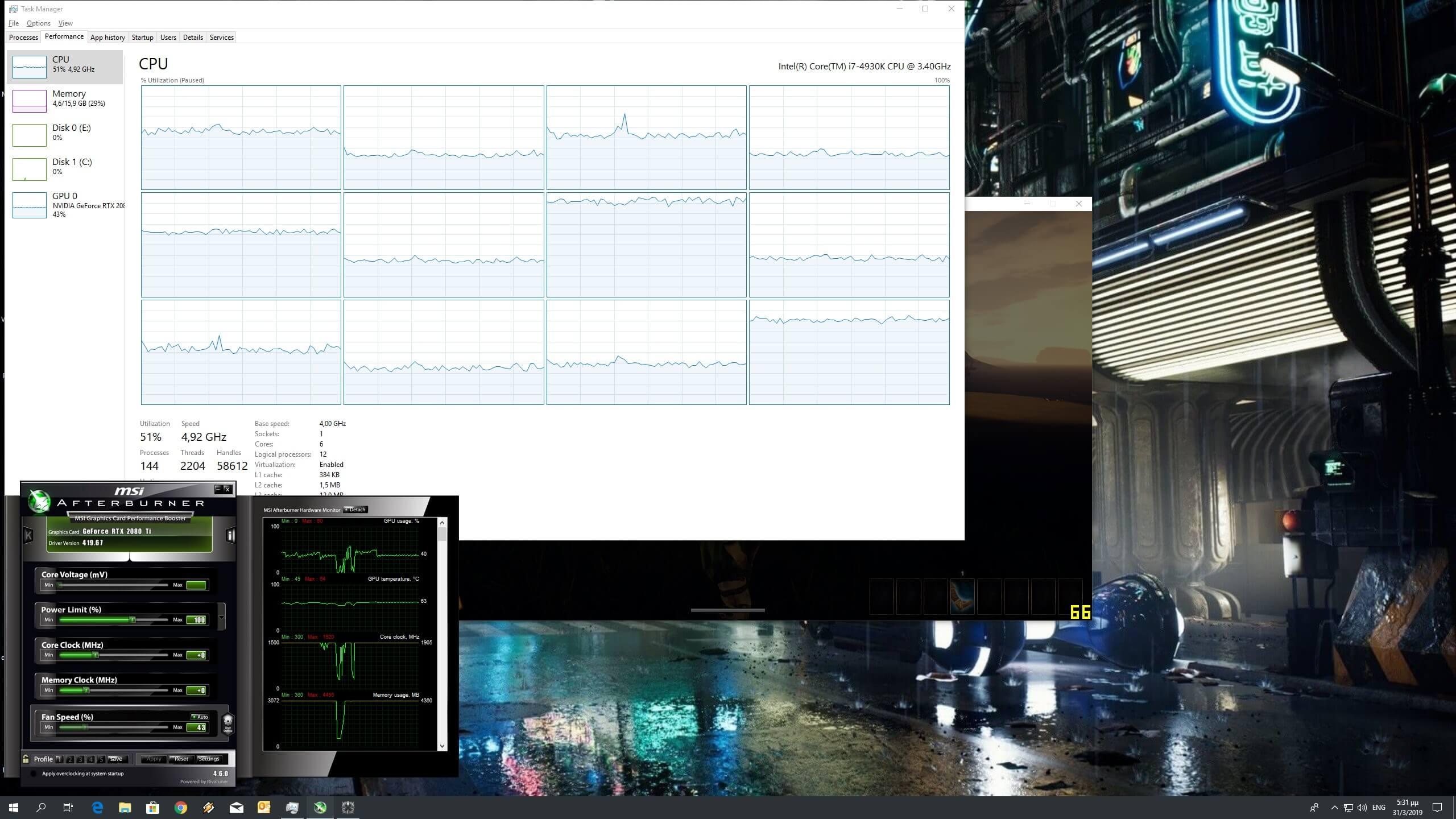 Outward PC Performance Analysis - DSOGaming