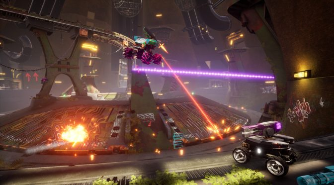 ShockRods is the new vehicle-based arena shooter from the creators of Carmageddon