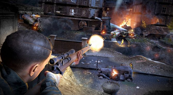 Sniper Elite V2 Remastered Patch 3 released, brings general gameplay, AI & visual improvements
