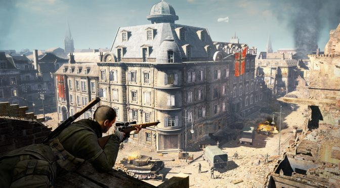 First official screenshots released for Sniper Elite V2 Remastered