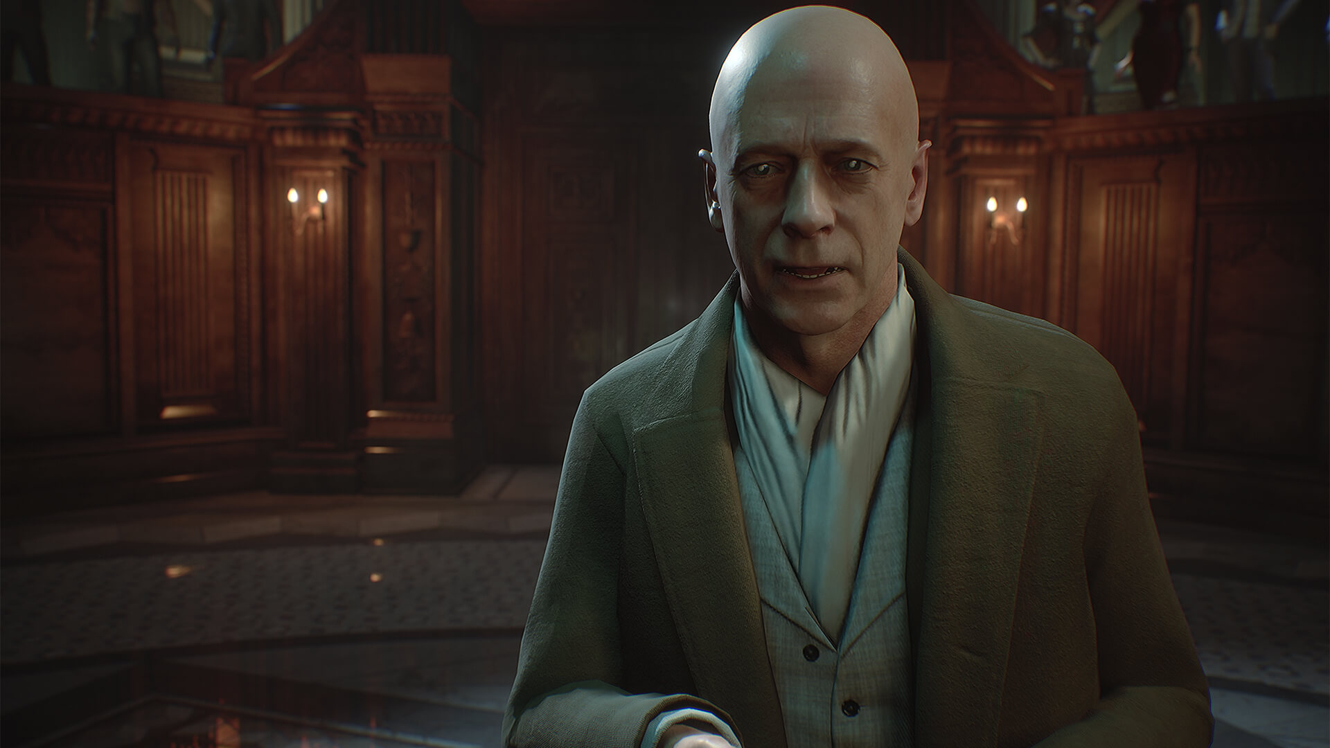 Vampire The Masquerade Bloodlines 2 1 - Vampire: The Masquerade - Bloodlines 2 may not release in the first half of 2021