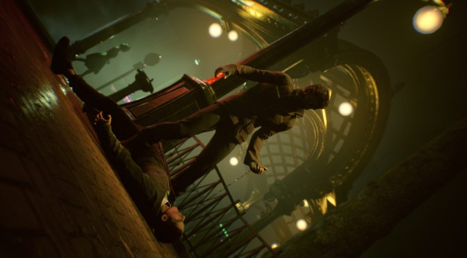 Vampire: The Masquerade - Bloodlines 2 screenshot header 4