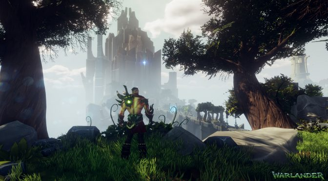 Warlander is a single player third-person story-driven action-RPG, targets a Q3 2019 release