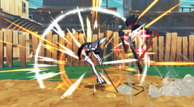 New screenshots released for Arc System's new fighting game, KILL la KILL – IF