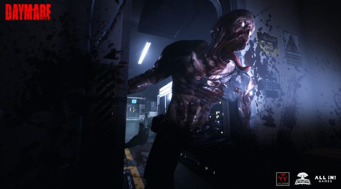 Invader Studios partners with Destructive Creations and All in! Games for Daymare: 1998 + new screenshots & trailer