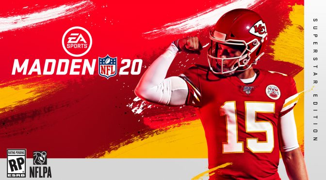 Madden NFL 20 gets an official gameplay launch trailer