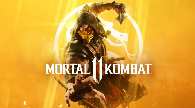 Mortal Kombat 11 Scorpion