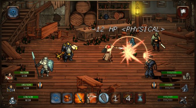 Demo for isometric RPG, Sin Slayers, is now available on Steam