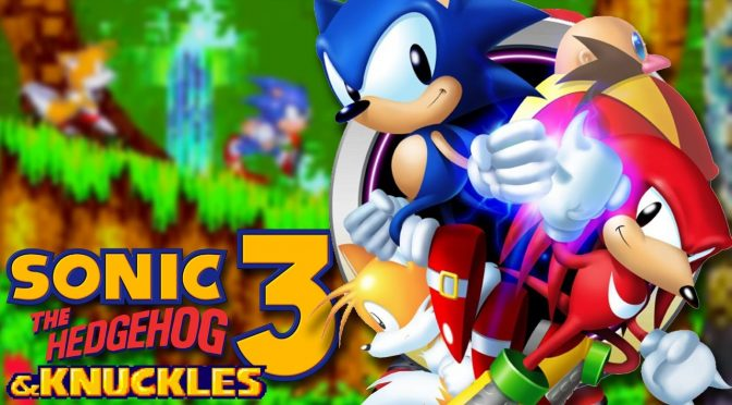 New Sonic 3 & Knuckles fan remaster, Sonic 3 A I R , is now