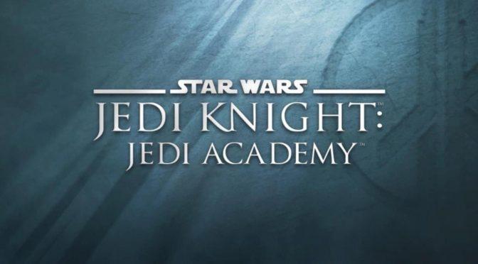 Star Wars: Jedi Knight – Jedi Academy – SerenityJediEngine2019 is now available for download