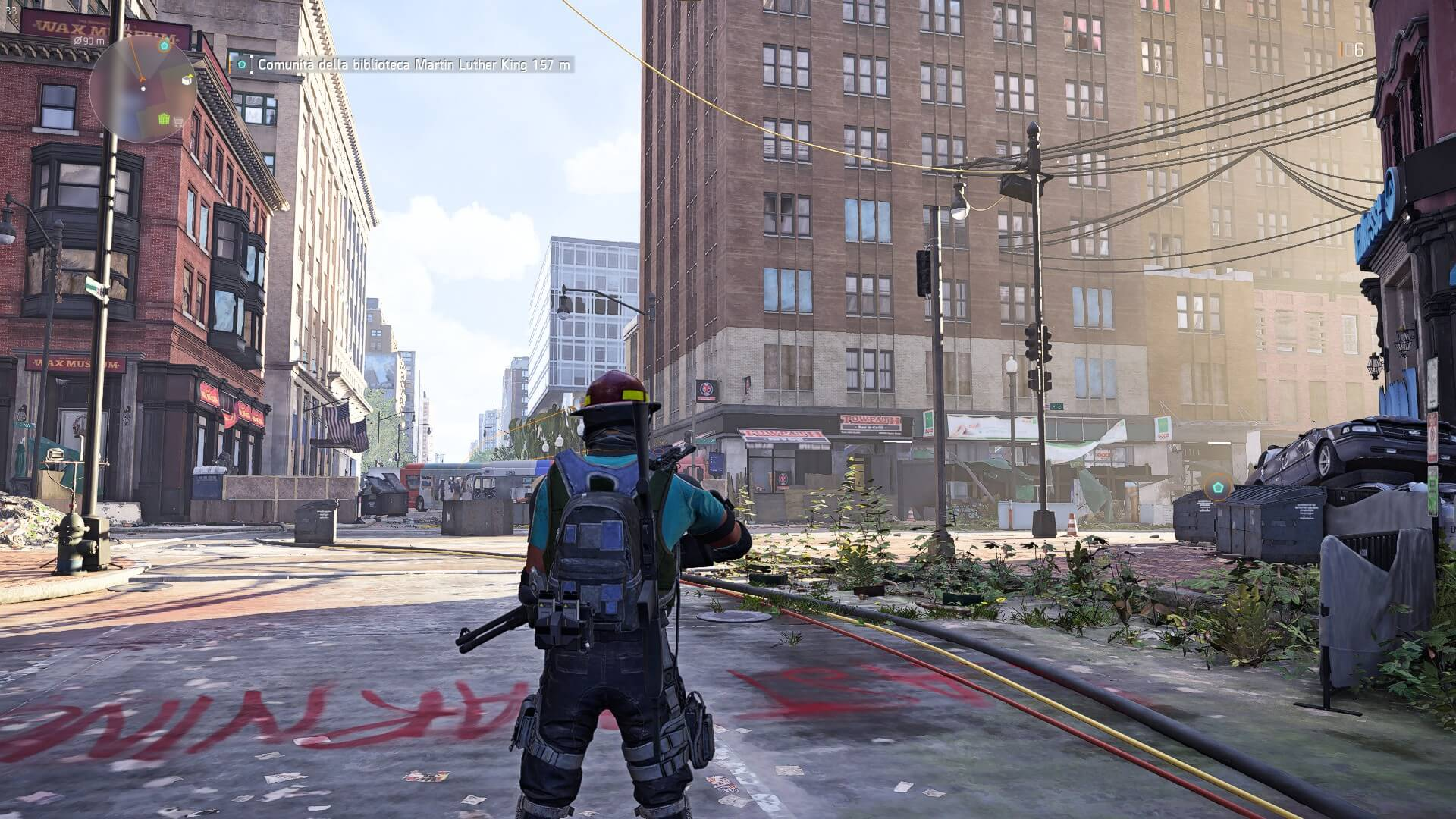 Tom Clancy's The Division 2 Review - DSOGaming