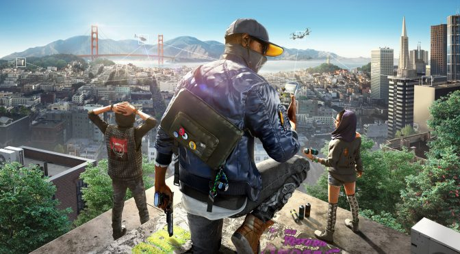 Watch Dogs 2 screenshots header