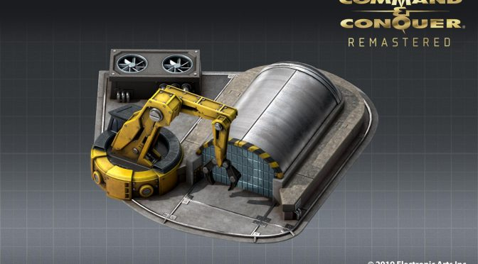 Here is your first look at Command and Conquer Remaster