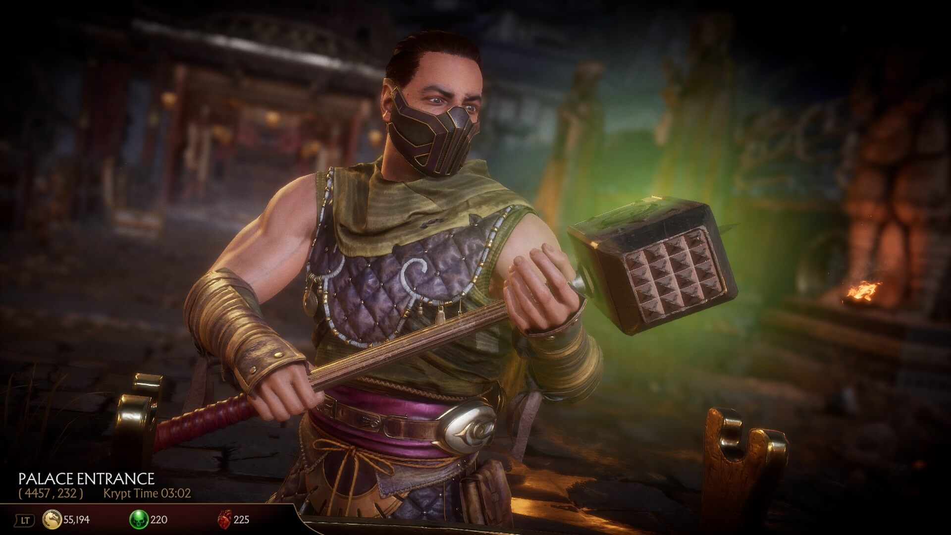 Mortal Kombat 11 - Review - DSOGaming