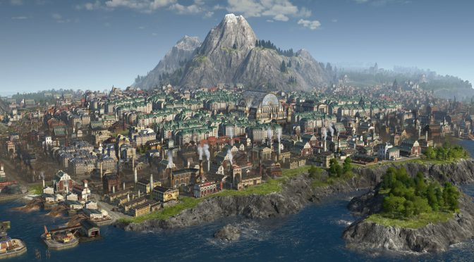Anno 1800 is free to play until March 1st