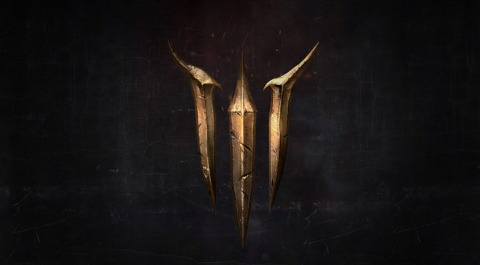 Larian Studios, developer of Divinity: Original Sin, is teasing Baldur's Gate 3