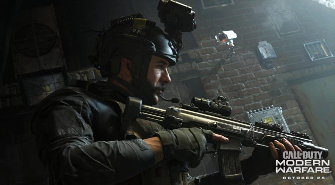 Call of Duty: Modern Warfare November 15th update fixes the stuttering cut-scenes issue, improves stability