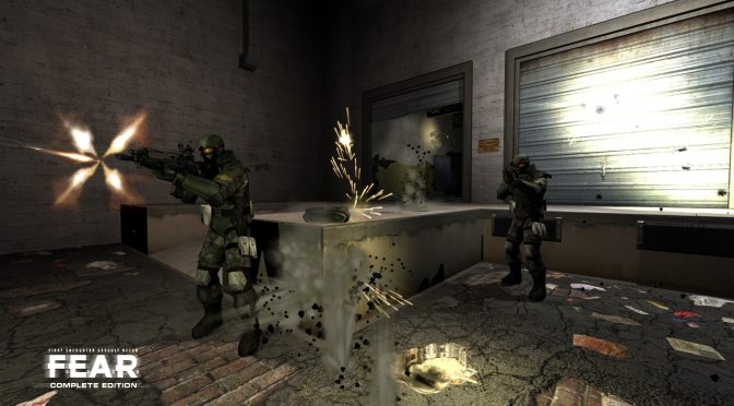 F.E.A.R. Complete Edition Mod improves multiplayer & AI, adds new weapons, animations, effects & more