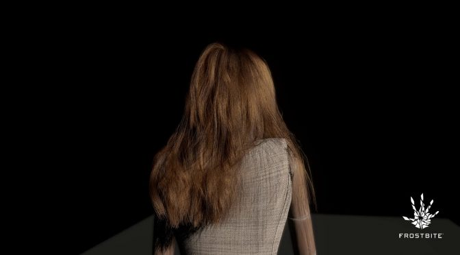 Electronic Arts showcases next-generation hair rendering, giving us a glimpse at next-gen graphics