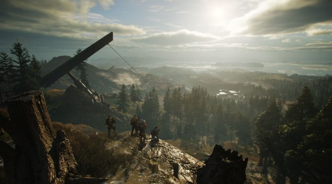 New Tom Clancy's Ghost Recon: Breakpoint gameplay footage emerges
