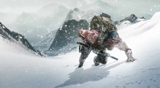First Tom Clancy's Ghost Recon Breakpoint screenshots & details, available via UPLAY & Epic Games Store