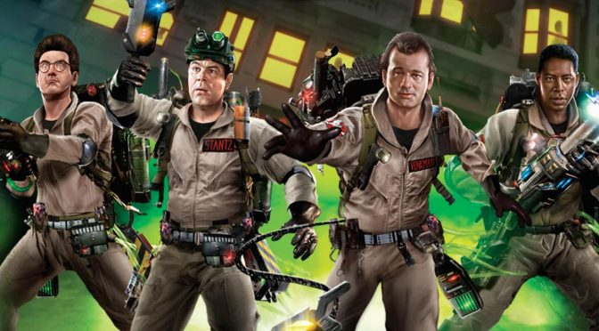 Ghostbusters the video game feature