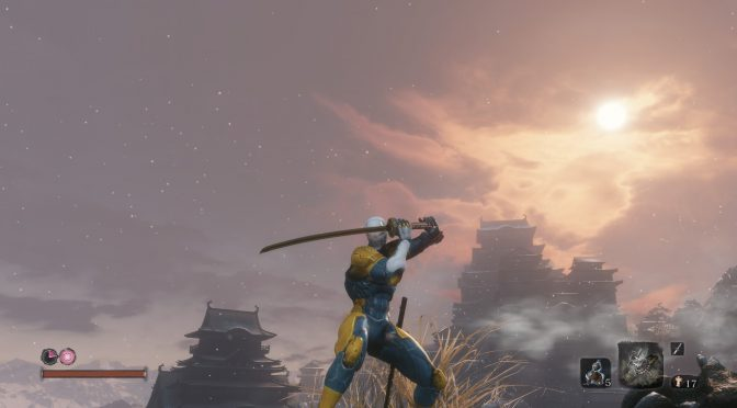 You can now play as Metal Gear Solid Gray Fox and Raiden in Sekiro: Shadows Die Twice