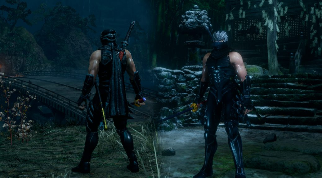 Ninja Gaiden Ryu Hayabusa Mod Released For Sekiro Shadows Die