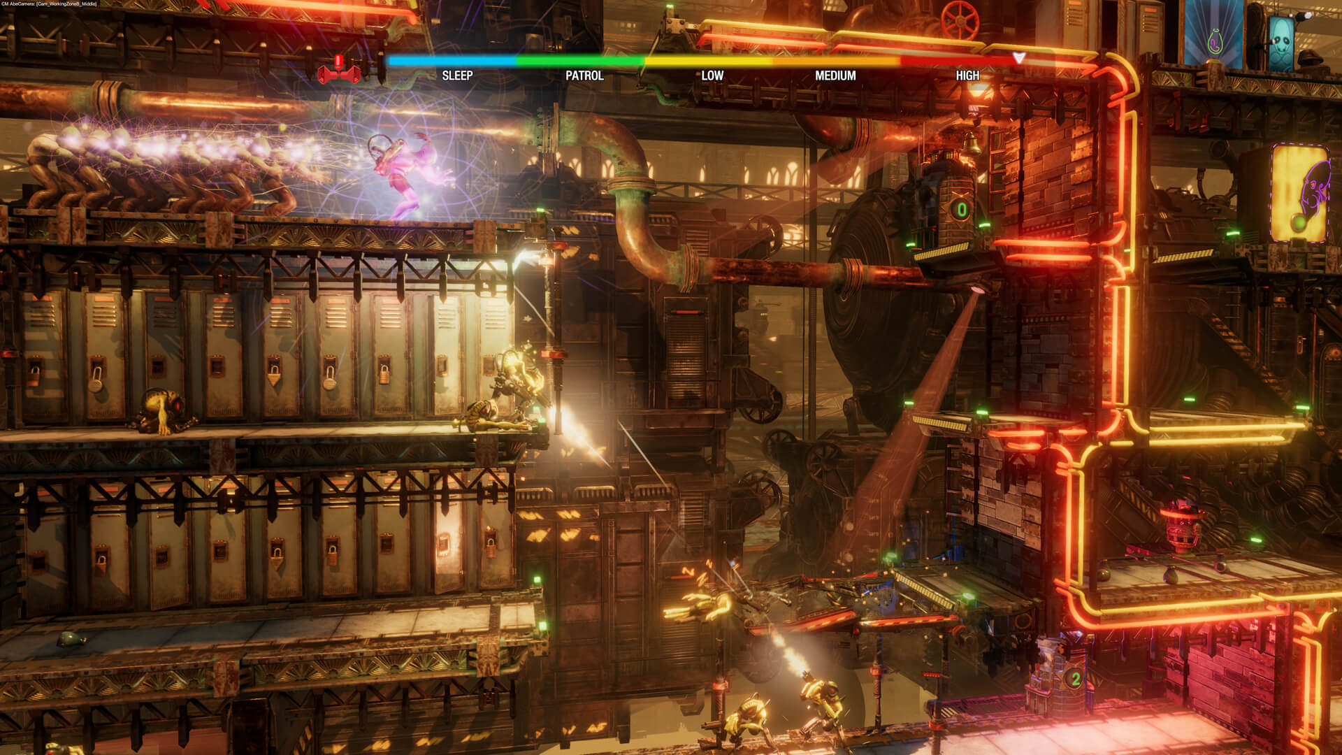 First gameplay trailer and new screenshots for Oddworld: Soulstorm