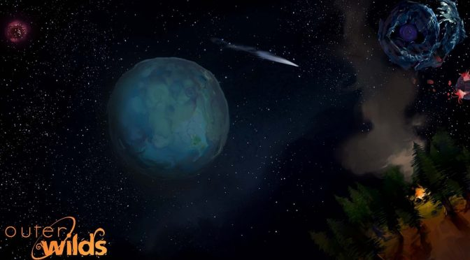 First-person space exploration game, Outer Wilds, is now timed-exclusive on the Epic Games Store