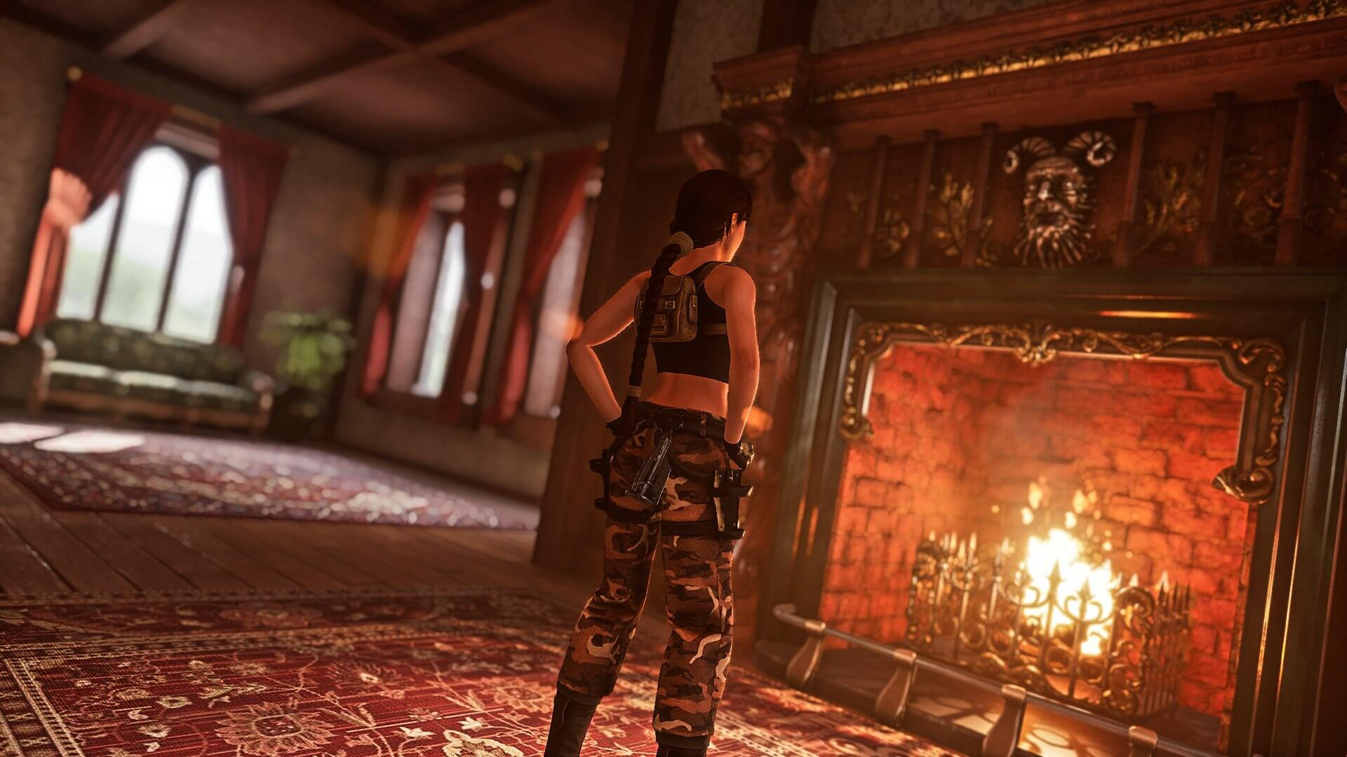 3d Artist Remakes Tomb Raider 2 Environments Screenshots For