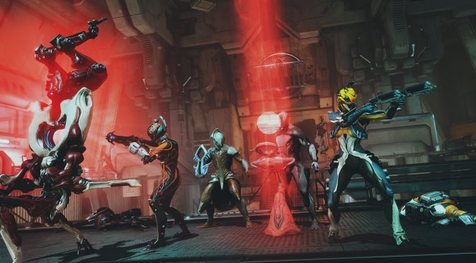 Warframe The Jovian Concord is coming to the PC next week as a free update