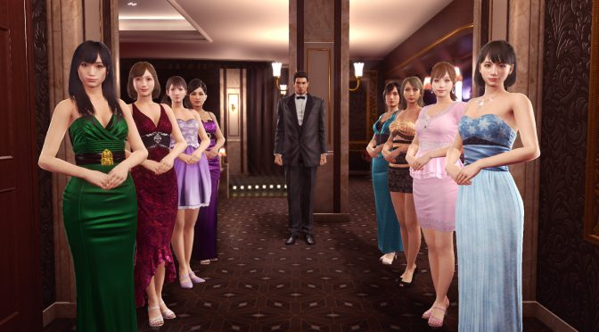 First nude mod released for Yakuza Kiwami 2, allowing Naked Platinum Hostesses in the Cabaret Club