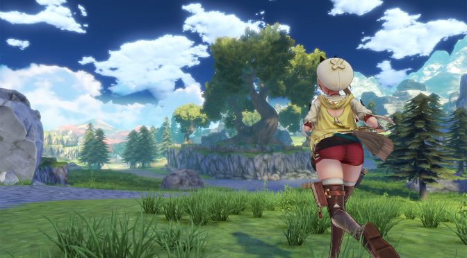 New Atelier Ryza: Ever Darkness & the Secret Hideout update adds mouse options & graphics settings, and more