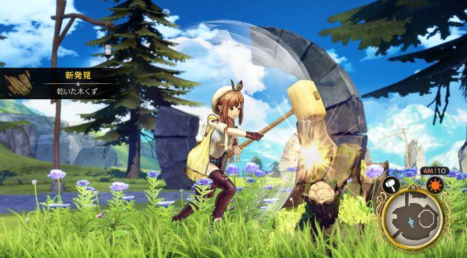 KOEI Tecmo officially announces Atelier Ryza 2: Lost Legends & the Secret Fairy