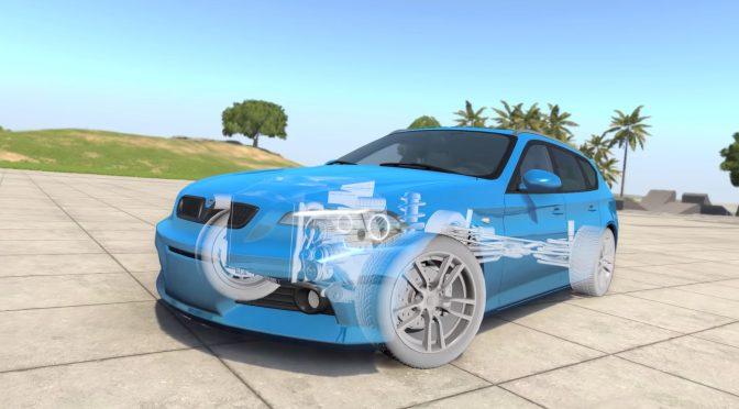 BeamNG.drive new
