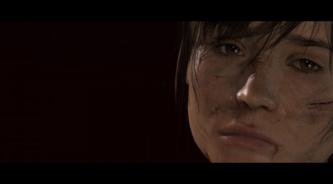Beyond Two Souls uses Denuvo, PC demo performance impressions, graphics settings, 4K/Max screenshots
