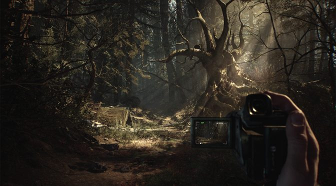Blair Witch benefits greatly from Reshade Ray Tracing, comparison video